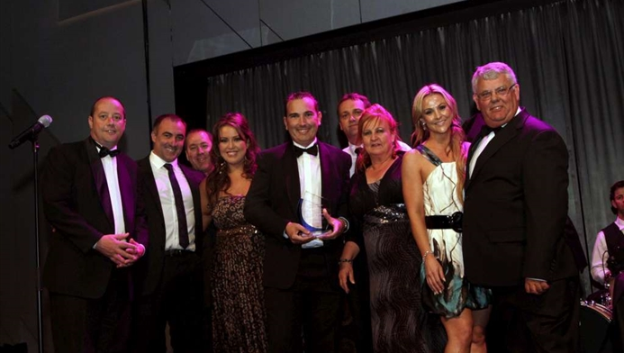 The Iron Bridge team wins two international real estate awards