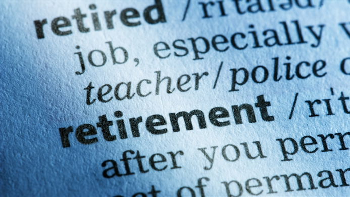 What does the word 'retirement' mean to you?