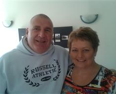 Peter & Sharon