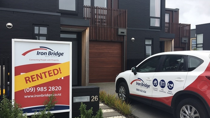 What's happening with the rental market?