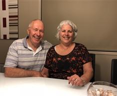 Tony & Lorraine