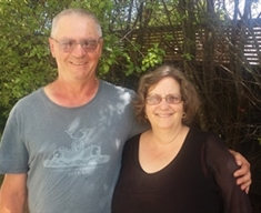 Richard & Lynda