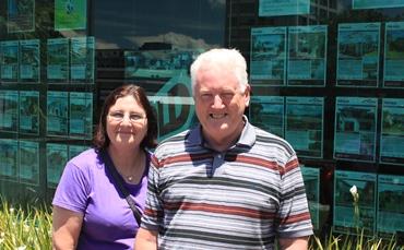 IBRE Pat & Joanne Mulvaney