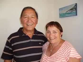 IBRE - Linda & Bruce CHCH Mokihi Gdns