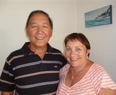 Linda & Bruce